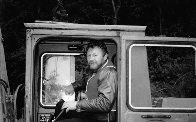 John In Excavator Bw 2