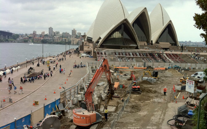 Sydney Project 4