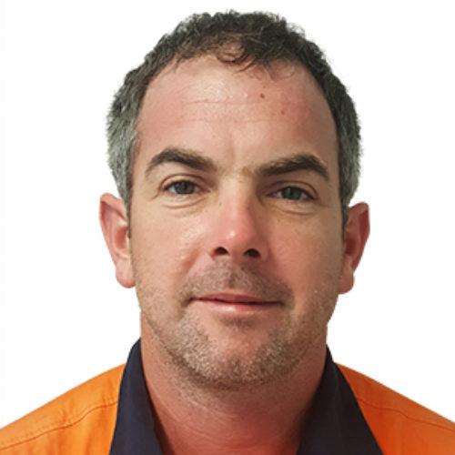 Portrait photo of John Kyne, Supervisor