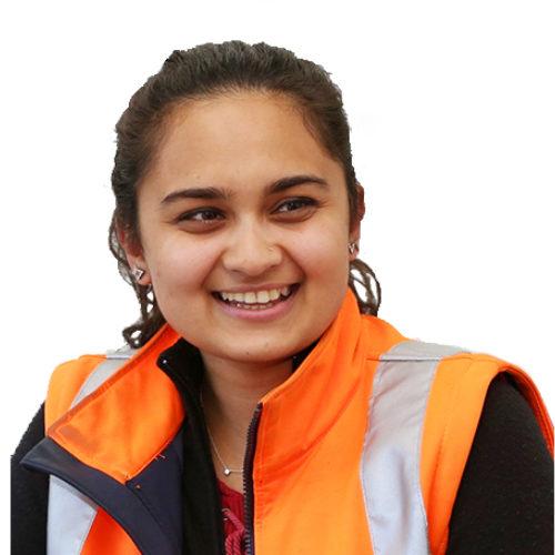 Portrait photo of Tasfia Shikdar, Project Engineer
