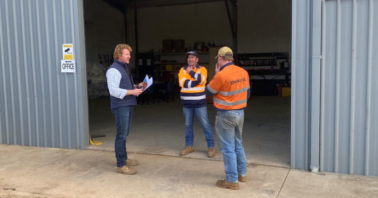 Diona supports a better deal for Australian mid-tier contractors