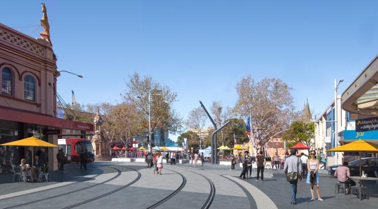 Diona Ward JV secures Parramatta Light Rail contract