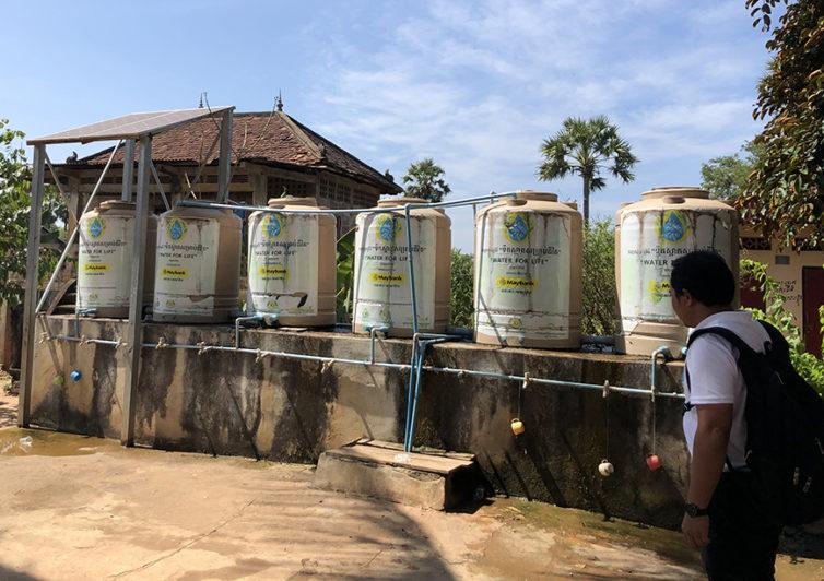 Lifesaving Community Programs: WaterAid in Cambodia