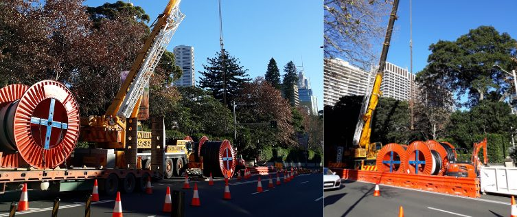 Eastern CBD 11kV Cable Project