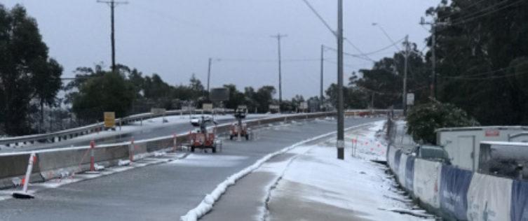 Great Western Highway Safety Upgrade: Blackheath