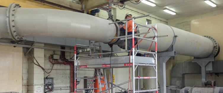 Chetwynd Street Lift Pump Station Civil & Mechanical Works