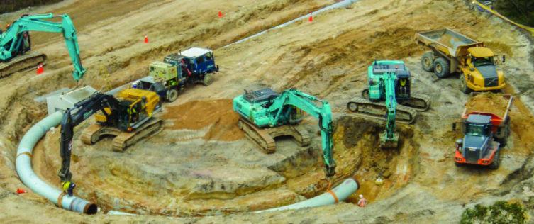 Colongra Lateral Pipeline