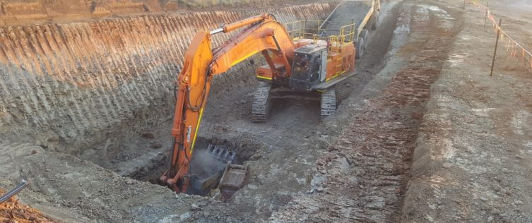 Eastern Creek Gravity Sewer Extension