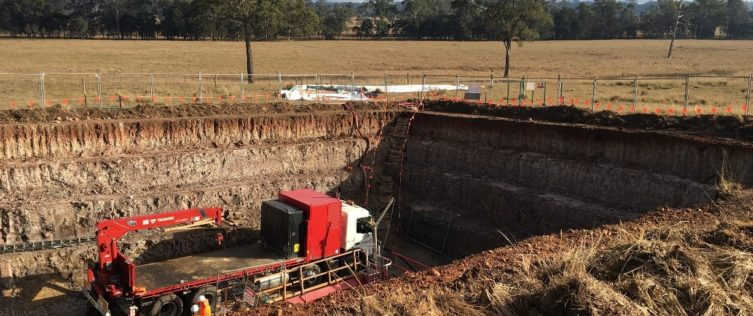 Elara Estate: Western & Northern Gravity Sewer Lead-Ins & Sewer System Works