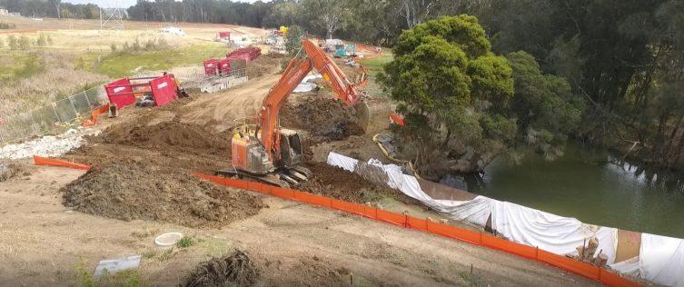 Marsden Park Pressure Sewer
