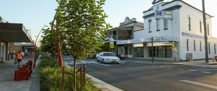 Singleton Town Centre Upgrade