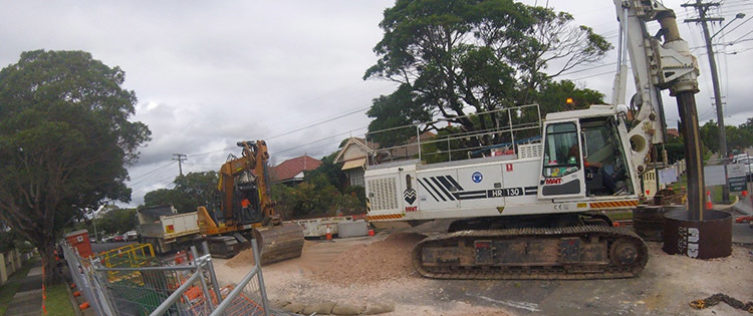 Canterbury Town Centre – Water & Sewer Infrastructure