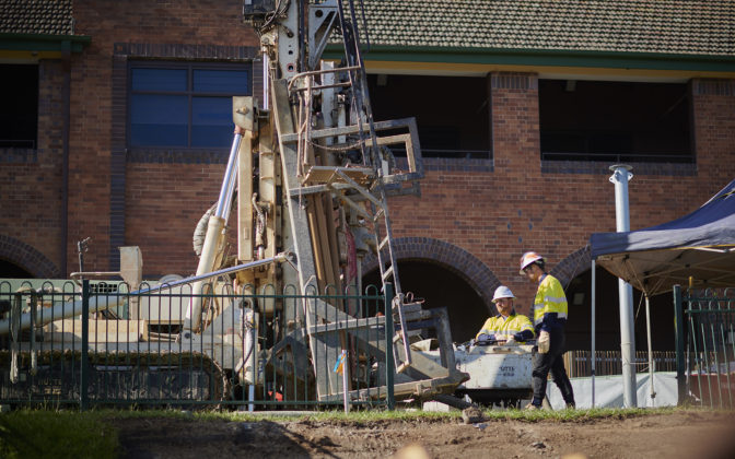 Geothermal Drilling Operators
